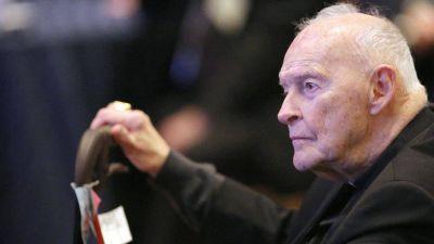 Ramsey: que el Papa reduzca al estado laico a McCarrick