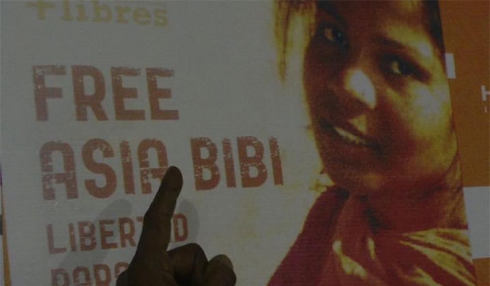Anulan la condena por blasfemia contra la cristiana Asia Bibi