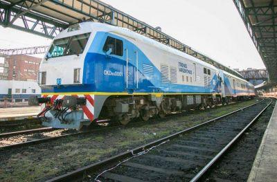 """El tren a Mar del Plata """"tardará media hora menos"""" desde este jueves"""