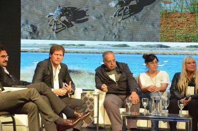 Avanza el plan hídrico regional que Holanda desarrolla en General Lavalle
