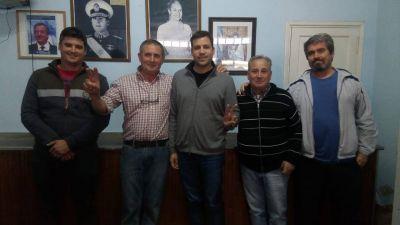 FPV y FR se unieron en San Cayetano
