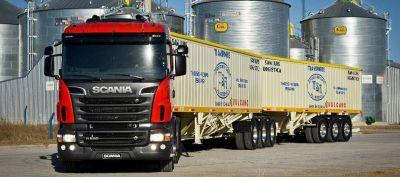 Dos bitrenes con mercadería salieron de San Luis a La Rioja
