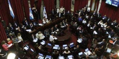 """Gran """"paritaria"""": senadores y diputados nacionales se aumentaron el sueldo un 47%"""