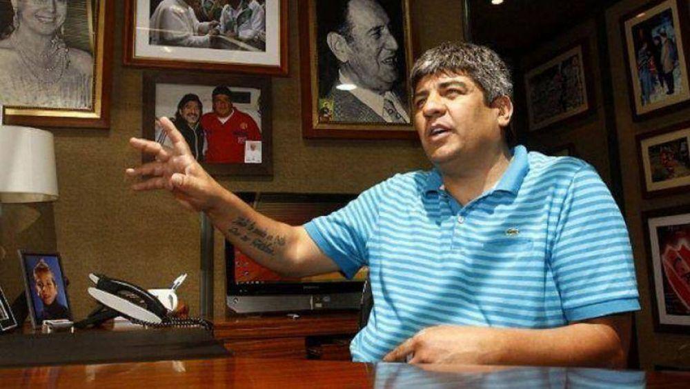 Pablo Moyano declara ante Scalera acusado de ser