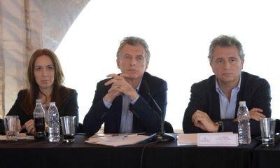 Debajo de las sonrisas, persisten las cuentas pendientes entre Macri y Vidal