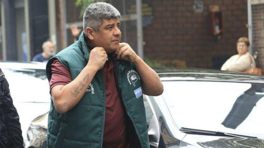 Pablo Moyano declara ante Scalera: