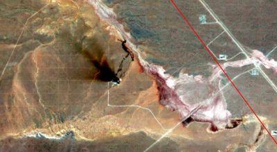 Vaca Muerta: 110 personas trabajan para limpiar el derrame de petróleo