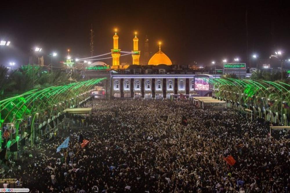 Más de 10 millones de chiitas culminan la peregrinación del Arbain
