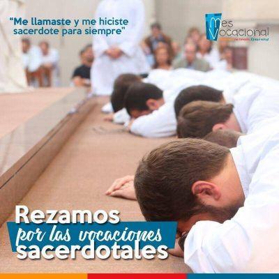 Buenos Aires dedicará noviembre a rezar por las vocaciones