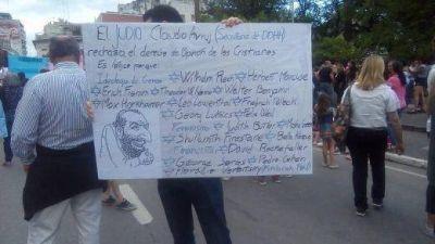 La DAIA repudia expresiones antisemitas en manifestaciones públicas