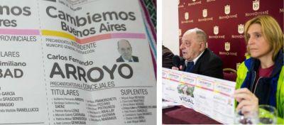 Para Arroyo las internas son un trámite, pero quieren suspender las PASO