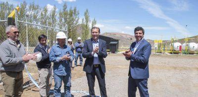 Neuquén ejecutará obras de gas por $ 800 millones durante los próximos cinco años