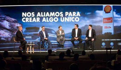 Raízen Argentina y Volkswagen Argentina celebraron su alianza de recomendación de combustibles y lubricantes