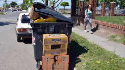 Sólo uno de cada diez vecinos de Neuquén separa la basura