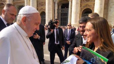 """Argentina, el Papa y la misa de Luján, """"un hecho político trascendente"""""""