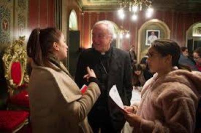 Jóvenes de Londres a su arzobispo tras el Sínodo: