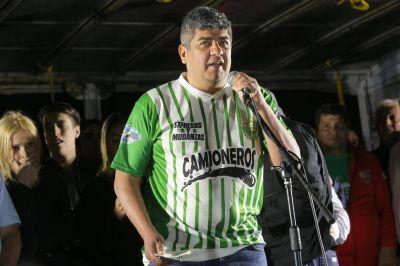 Pablo Moyano pronosticó más paros