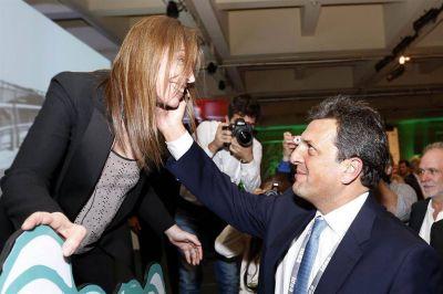 Vidal se reunió con Massa para negociar un presupuesto 2019 con más deuda y alza de impuestos en la provincia