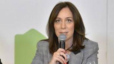 Vidal dijo que no quiere bingos en el Conurbano y crece la tensión en el sector