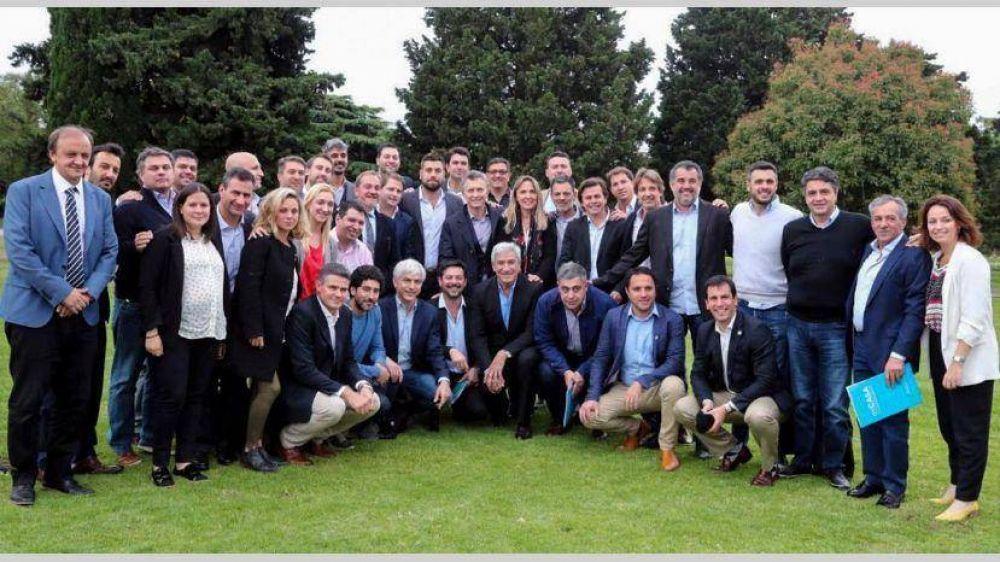 Macri se reunió con sus candidatos para desbancar al PJ en municipios bonaerenses