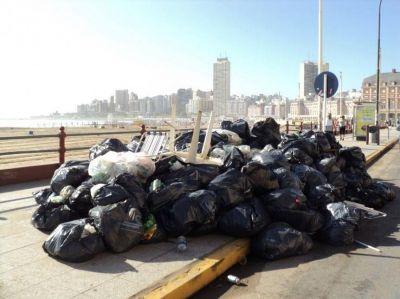 En Mar del Plata, aumentaron el canon mensual para los residuos