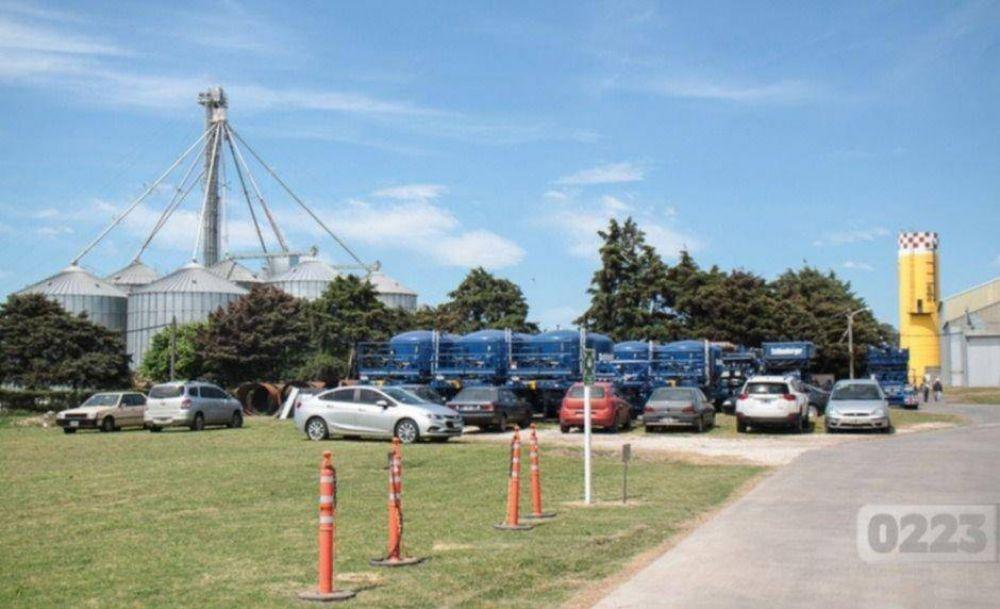 700 puestos de trabajo esperan las obras en el Parque Industrial
