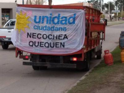 Garrafas de gas a 200 pesos en Necochea y Quequén este lunes