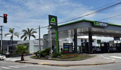 Refinor lanzó su primera Estación de Servicio con nueva imagen y presentó su tienda TOP