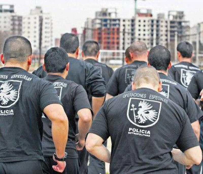 La polic�a de Macri tendr� una divisi�n antipiquetes