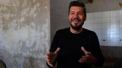 Marcelo Tinelli, a solas con Teleshow: la política, María Eugenia Vidal, el rating de