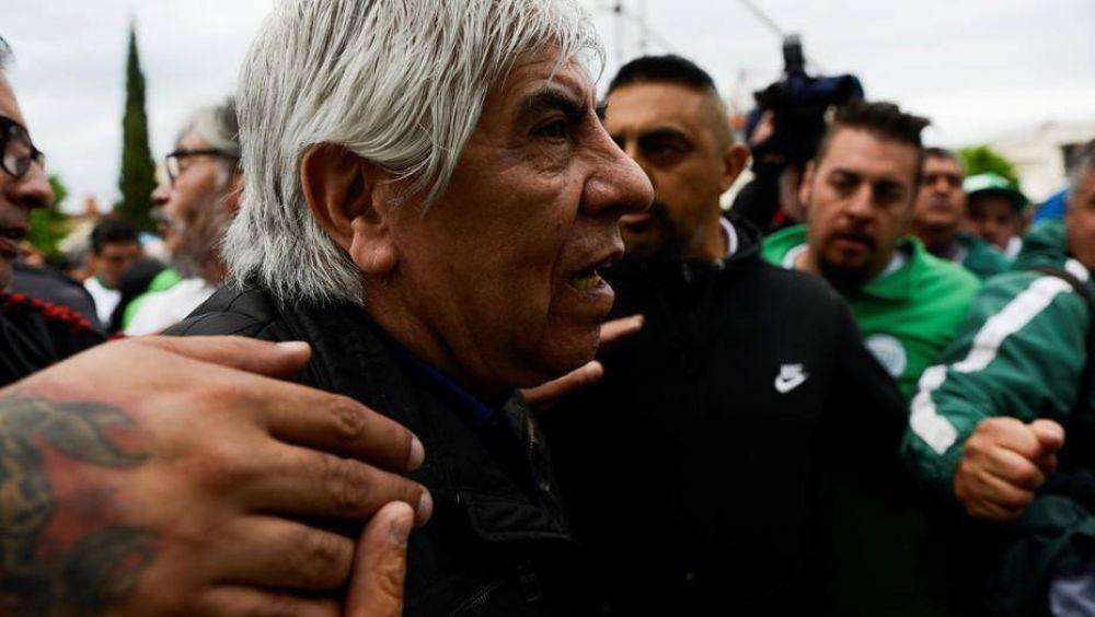 Un peritaje clave puede complicar más a Hugo Moyano en una causa por defraudación