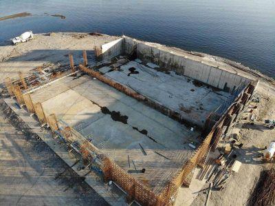 Margen sur: Esta semana comienza la construcción de la planta de tratamiento de efluentes cloacales