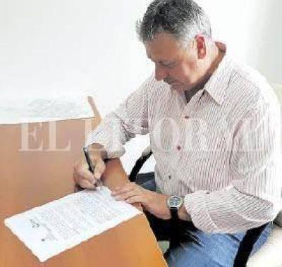 """Chovet se suma al Consorcio Regional """"Micro Región 5 A"""""""