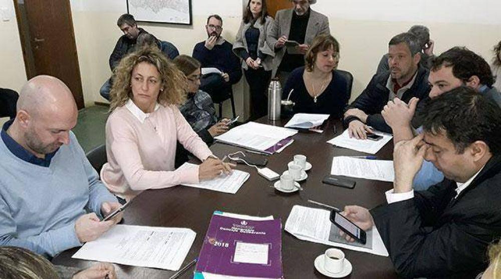 La interpelación a Mourelle y Distéfano se aprobaría el jueves