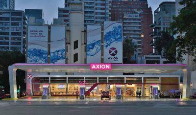AXION energy instalará el primer surtidor para autos eléctricos en su Estación de Servicio icónica