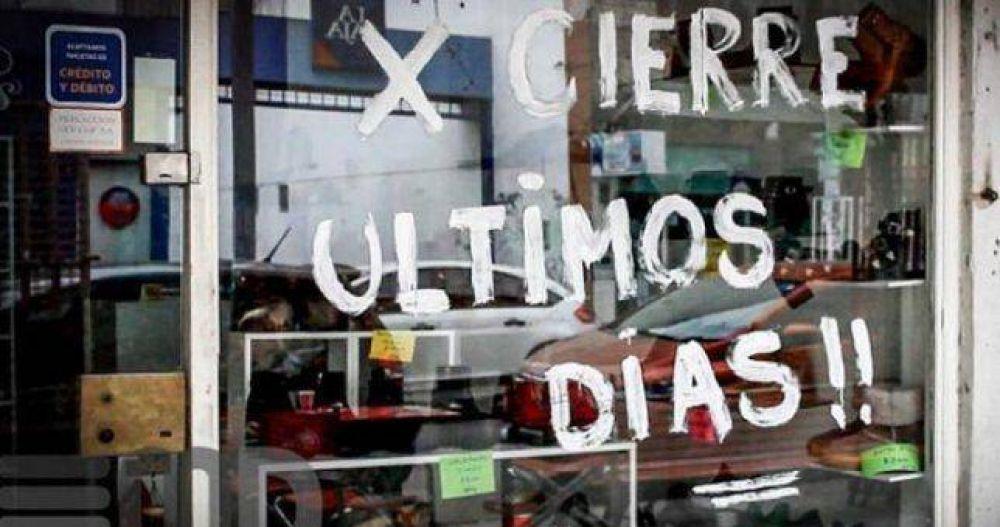 Cerraron casi 100 comercios de barrio en Córdoba durante octubre