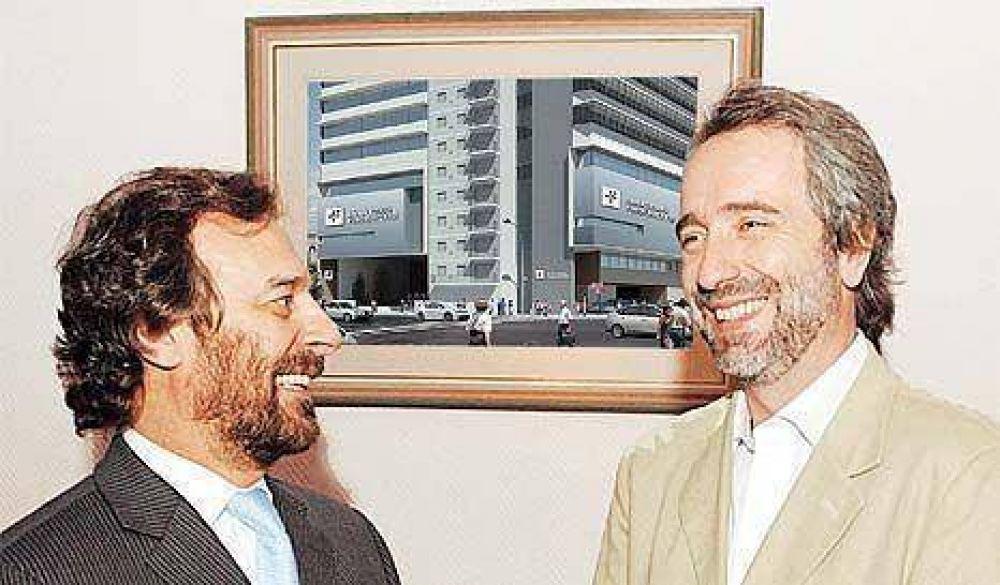 Néstor Vázquez se convirtió en un próspero empresario de la salud