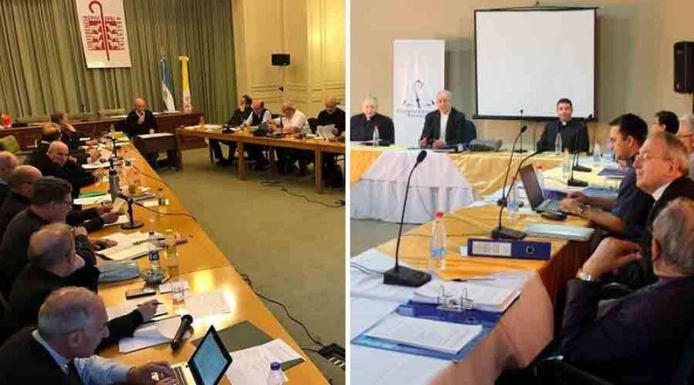 Comienzan asambleas plenarias de obispos de Argentina y Paraguay