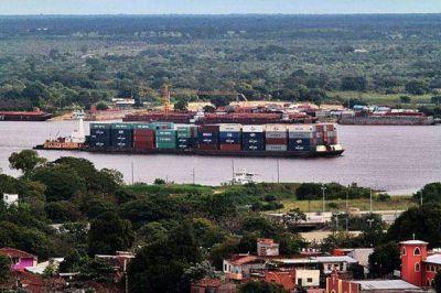 Inaugurado puerto sobre la hidrovía Paraguay-Paraná