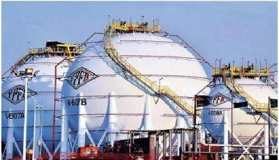 Argentina reduce en 42% importaciones de gas desde Bolivia