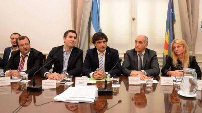 Intendentes peronistas rechazan el presupuesto de Vidal
