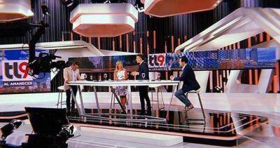 """Canal 9 formalizó su plan para despedir a 167 trabajadores y ofrece """"paritarias cero"""" al resto"""