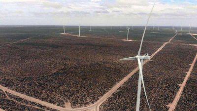Argentina nuevo parque de energía eólica Puerto Madryn energía limpia para 100mil hogares