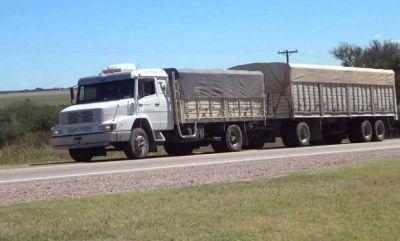 El costo del transporte de carga aumentó un 50% en lo que va del año