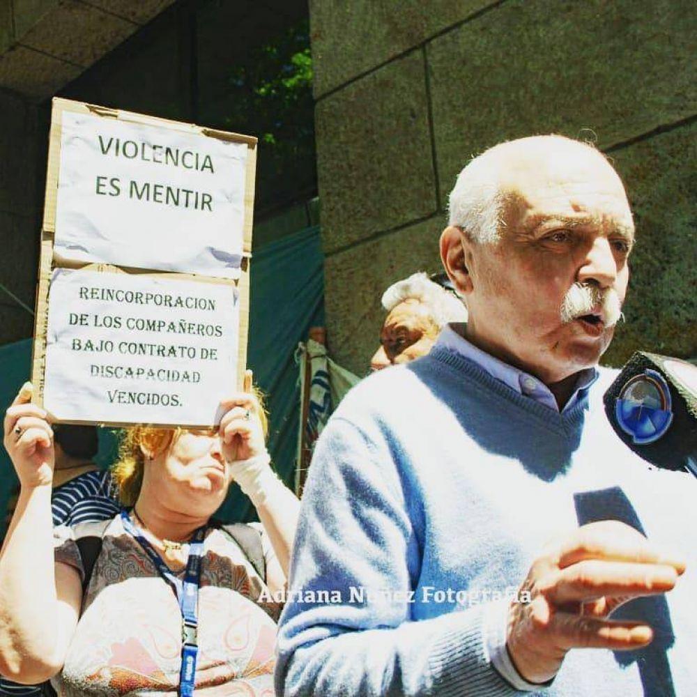 Tras los exabruptos de Gilardi, hay 230 empleados municipales con discapacidad