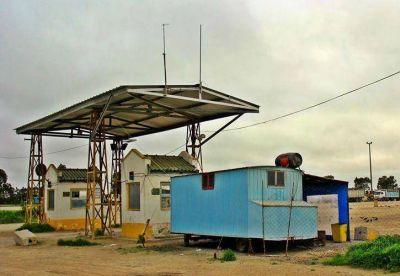 Pliegos de 100 mil pesos para la licitación de la Estación de Servicio en El Chiquero