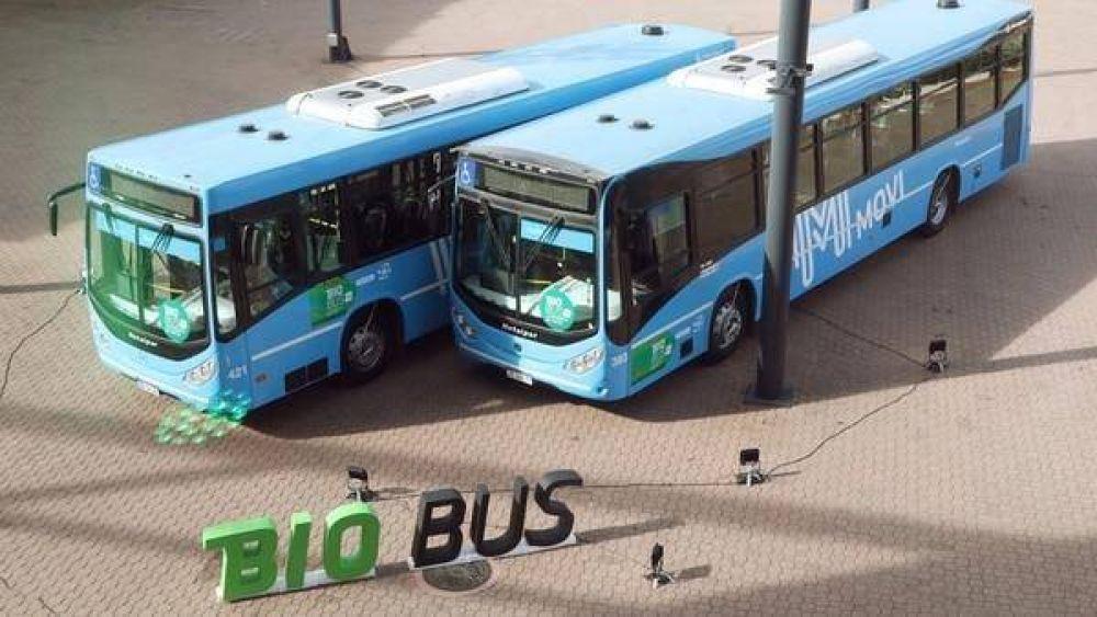 La estrategia de Santa Fe: transporte público con biodiésel para amortiguar la suba de tarifas