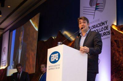 Iguacel participó en la apertura del 10° Congreso de Exploración y Desarrollo de Hidrocarburos