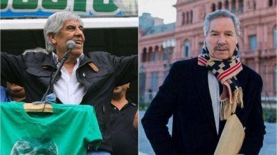 Felipe Solá y Hugo Moyano se suman formalmente al PJ
