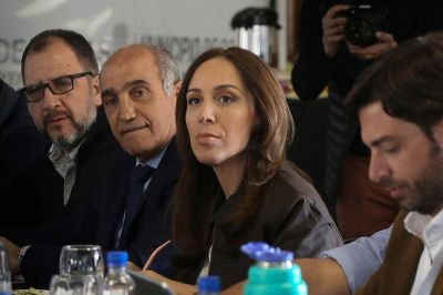 Vidal empezó a delinear con su equipo el escenario para intentar la reelección